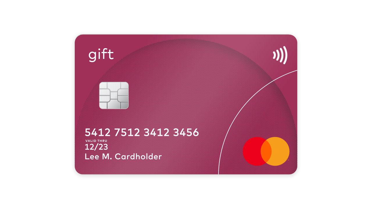 Prepaid Gift Card Mastercard